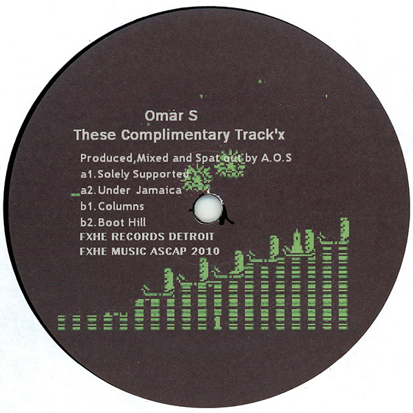 These Complimentary Track'x