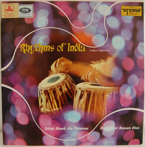 Rhythms Of India (Tabla Recital)