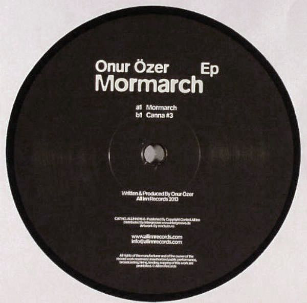 Mormarch EP
