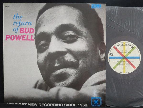 The Return Of Bud Powell