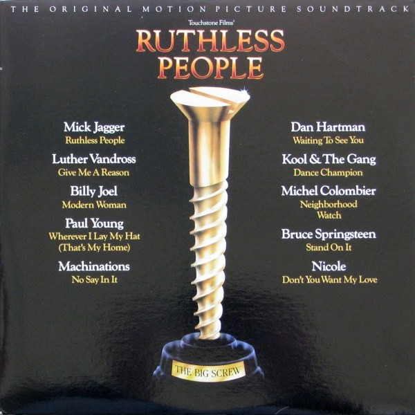Ruthless People (The Original Motion Picture Soundtrack)