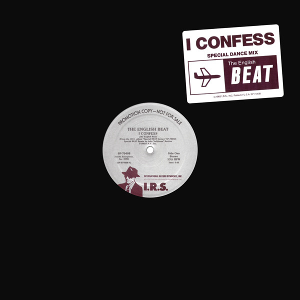 I Confess (Special Dance Mix)