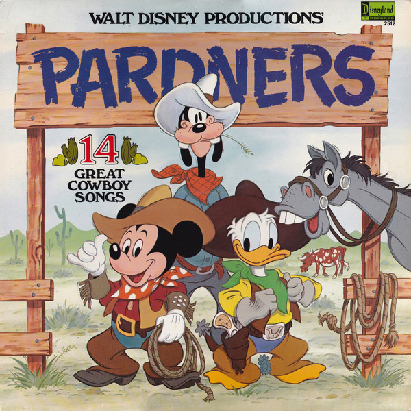 Walt Disney Productions' Pardners