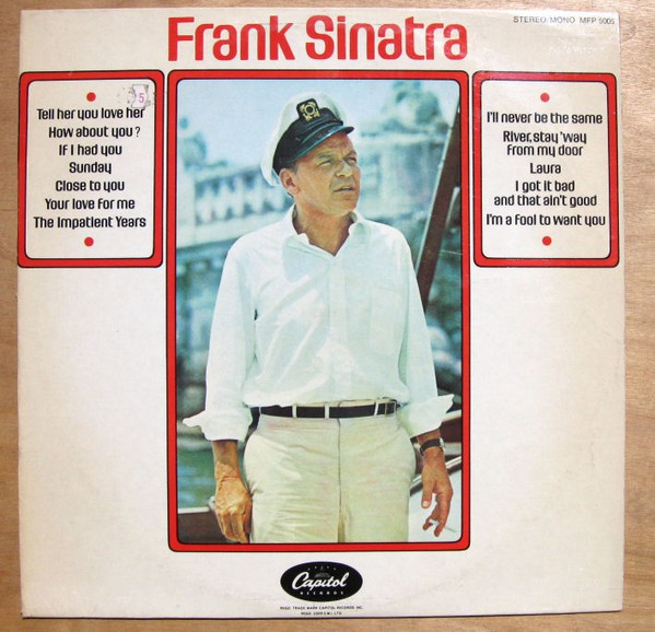 Sunday And Everyday With Frank Sinatra