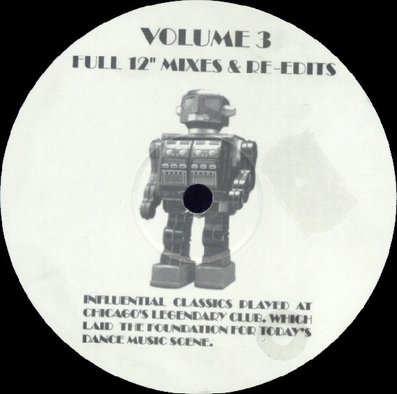 "Full 12"" Mixes & Re-Edits Volume 3"