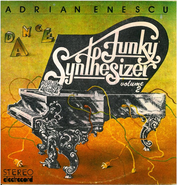 Dance Funky Synthesizer Volume 2