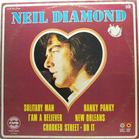 With Love From...Neil Diamond