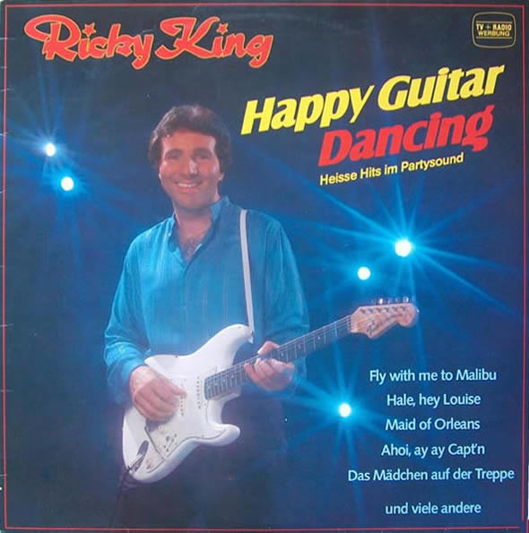 Happy Guitar Dancing (Heisse Hits Im Partysound)