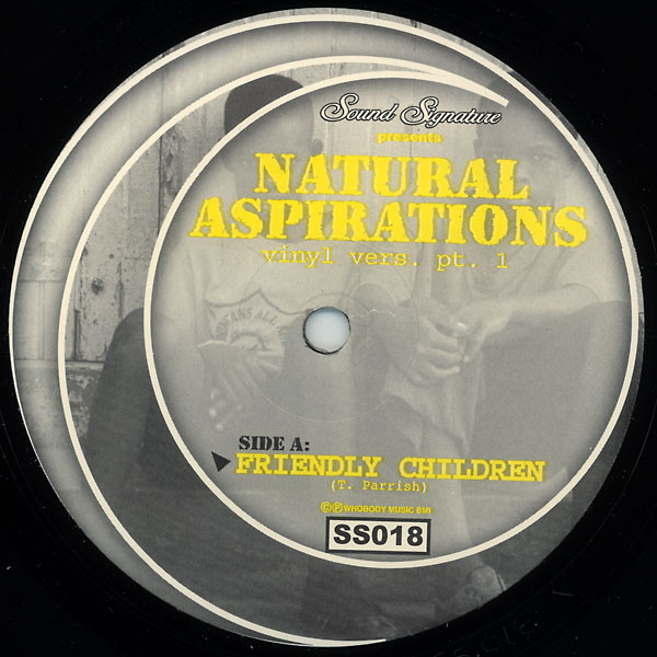 Natural Aspirations (Vinyl Vers. Pt. 1)
