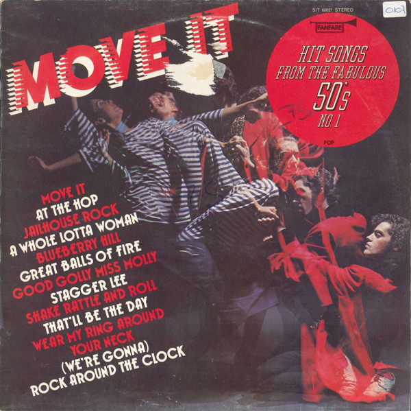 Move It - Hit Songs From The Fabulous 50's