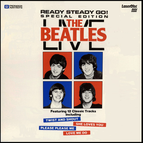 Ready Steady Go! Special Edition: The Beatles Live