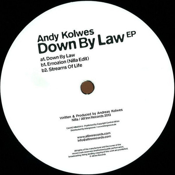 Down By Law EP