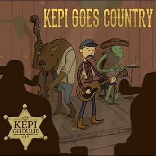 Kepi Goes Country