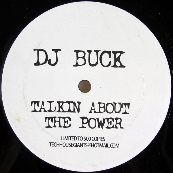 Talkin' About The Power / House Music