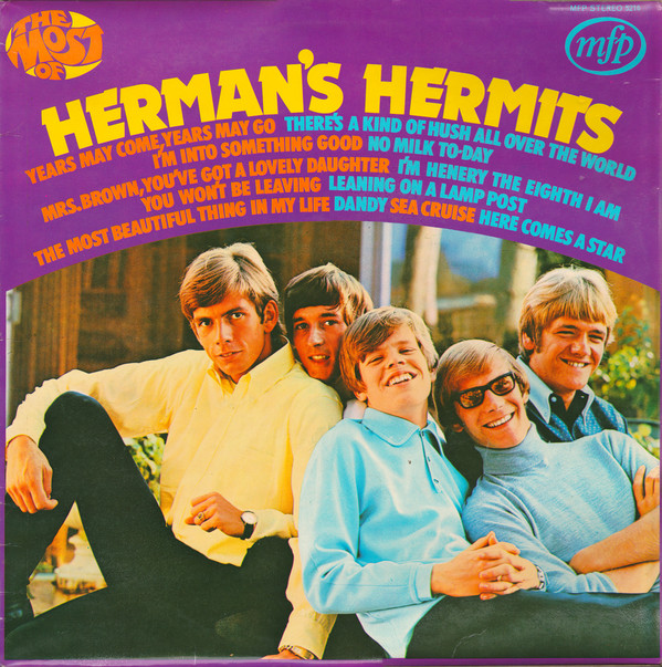 The Most Of Herman's Hermits