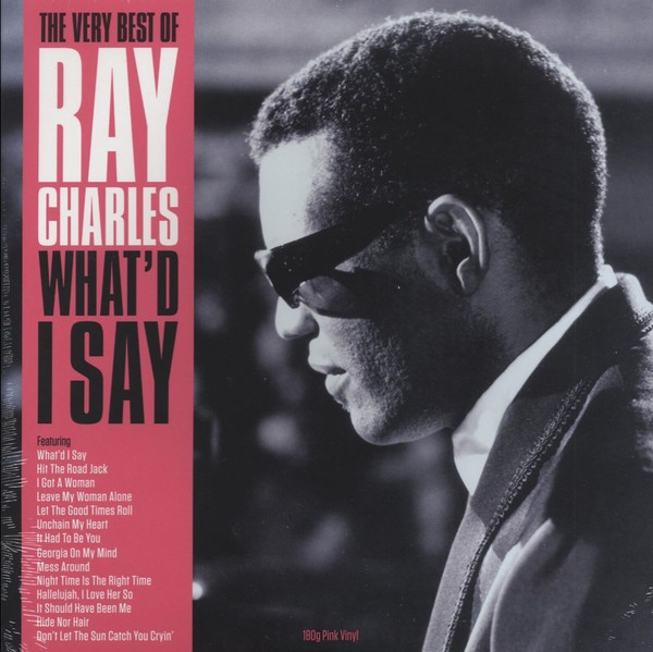 The Very Best Of Ray Charles - What'd I Say
