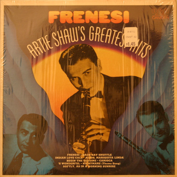 Frenesi – Artie Shaw's Greatest Hits