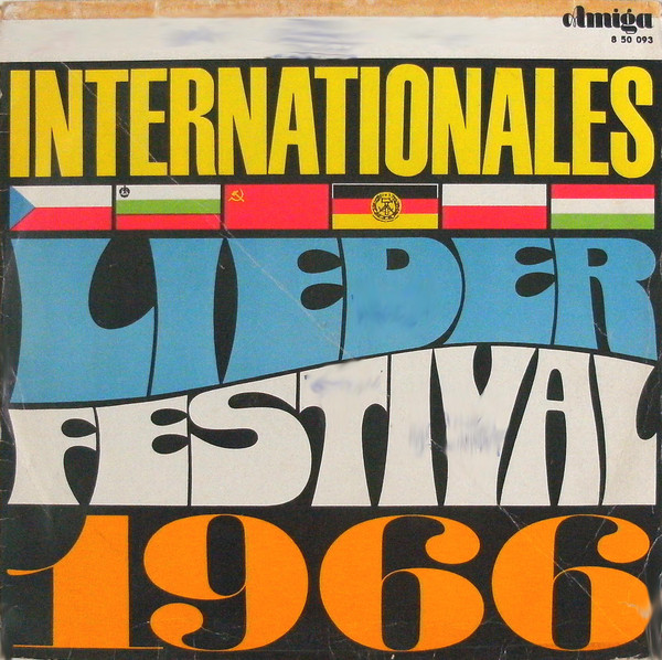 Internationales Lieder Festival 1966