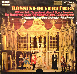 Rossini Ouvertüren