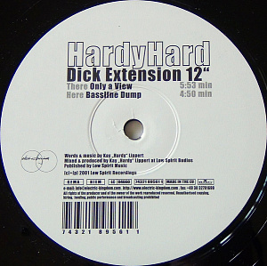 Dick Extension 12""