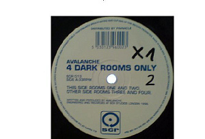 4 Dark Rooms Only