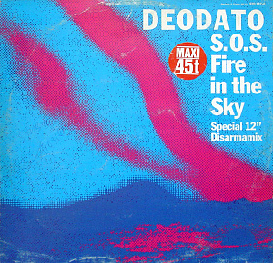 "S.O.S. Fire In The Sky (Special 12"" Disarmamix)"