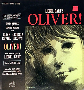 Oliver! The Original Broadway Cast Recording