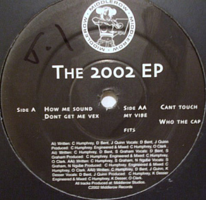 The 2002 EP