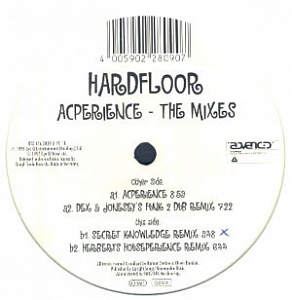 Acperience - The Mixes