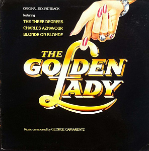 The Golden Lady - Original Soundtrack Recording
